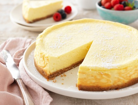 Best Baked Cheesecake recipe