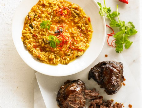 Beef Cheek Risotto Recipe