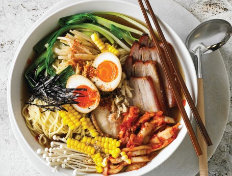Best Ramen Noodle Soup Recipe