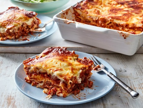 Traditional beef lasagne recipe