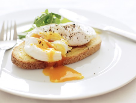 Perfectly Poached Eggs recipe