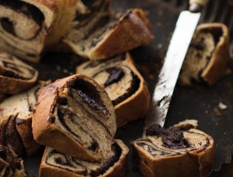 Chocolate Yeast Kugelhopf recipe Monday Morning Cooking Club