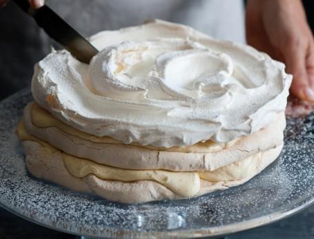 Frozen Lemon Meringue Recipe Monday Morning Cooking Club