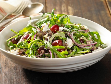 Ancient Grain Salad