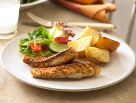 BBQ Oz-spiced Fish