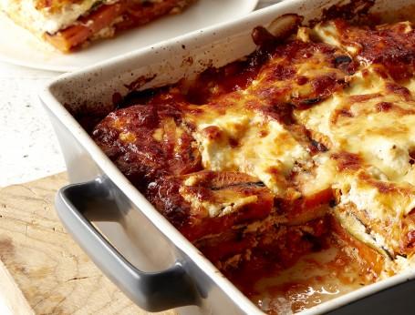 Zucchini and Sweet Potato Lasagne Recipe