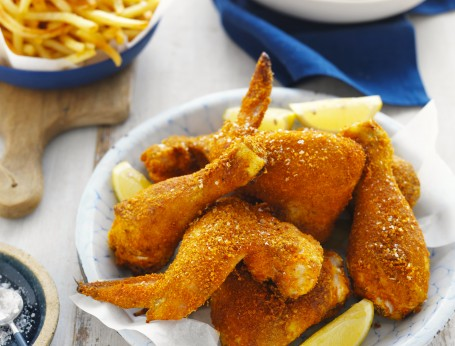 Southern fried chicken recipe oven baked