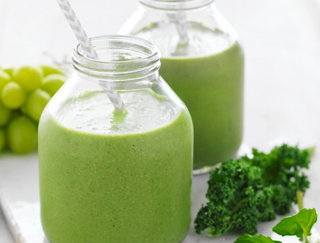 Super Green Breakfast Smoothie