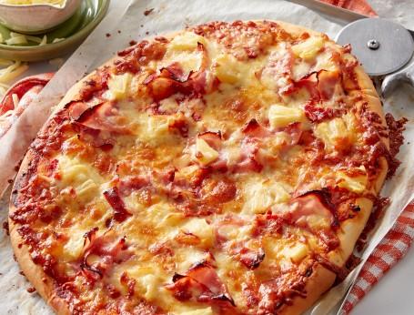 Pineapple pizza recipe