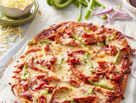 BBQ Chicken Pizza recipe