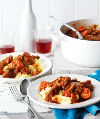 Rich Aussie Beef and Veggie Casserole