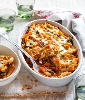 Ardmona pasta bake recipe
