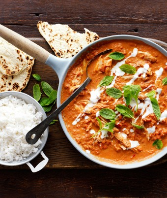Butter Chicken Made Easy