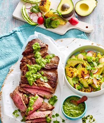 How to make Chimichurri Sauce for Lamb