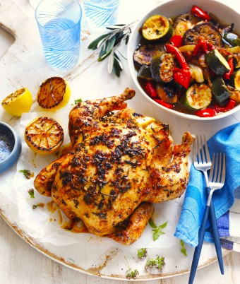 Lemon oregano chicken best recipe