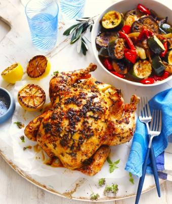 Lemon oregano chicken best recipe