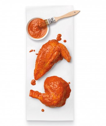 Barbecue Piri Piri Chicken Recipe