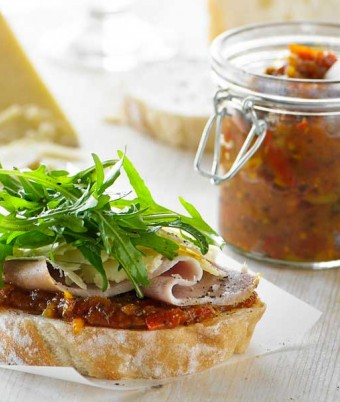 Indian Spiced Tomato Chutney