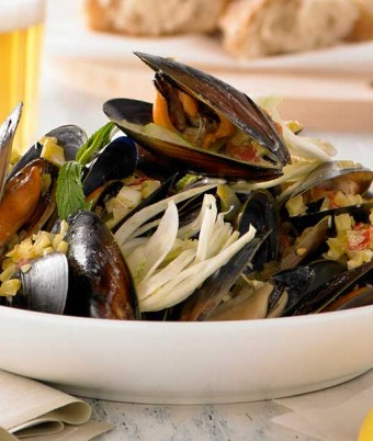 Mussels Marineres