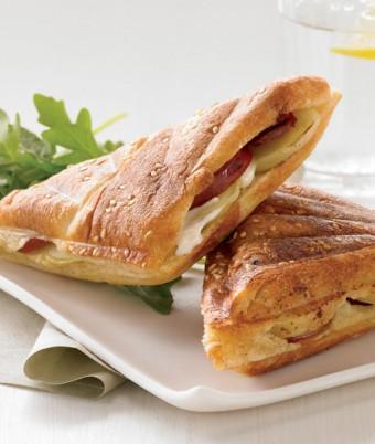 Chorizo, Potato and Aioli Jaffle