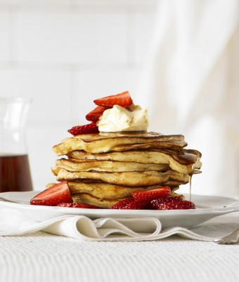 Easy Ricotta Pancakes recipe