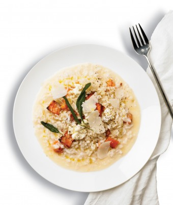 Risotto Milanese Recipe by Breville