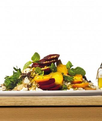 Beetroot and Quinoa Salad
