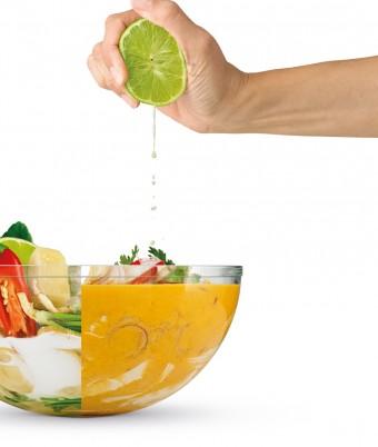 Tom Kha Gai- a quick and easy Thai Soup