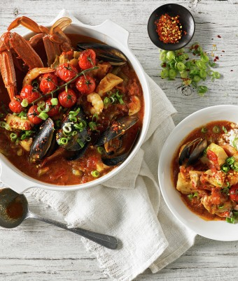 Easy Seafood Gumbo Recipe
