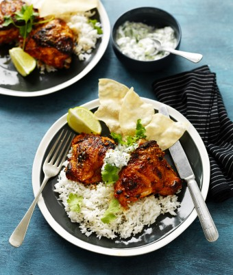 Easy Tandoori recipe