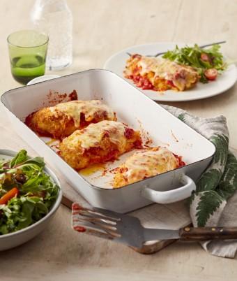 Best chicken parmigiana recipe