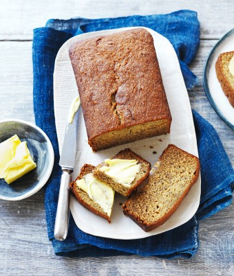 Ultimate moist banana bread