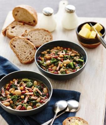 warming winter soup recipe