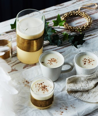 How to make traditional Eggnog