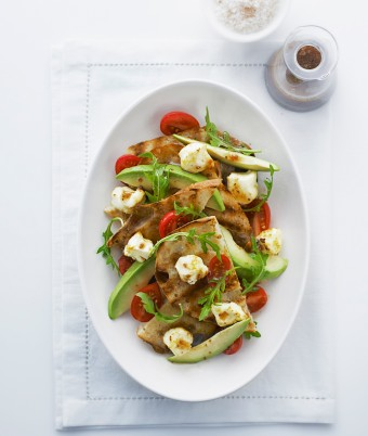 Chargrilled Turkish Bread Salad