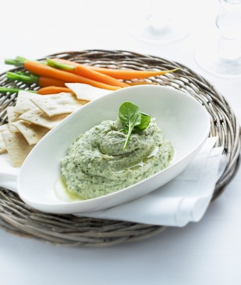 Spinach and White Bean Dip