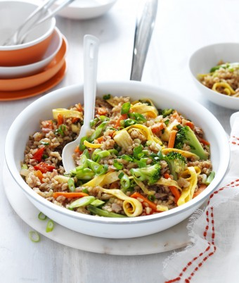 Easy Family Friendly Fried Rice