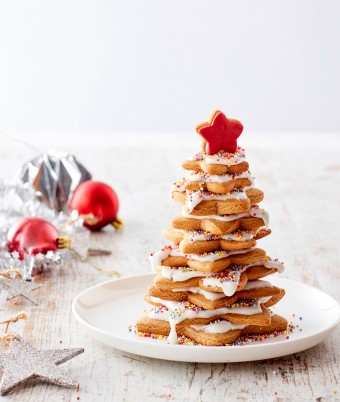 Gingerbread Christmas trees recipe
