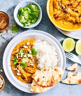 How to make Butter Chicken in a Pressure Cooker