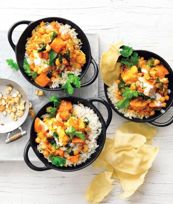 Indian Kumara Sweet Potato Curry recipe
