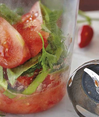 fresh tomato pasta sauce recipe