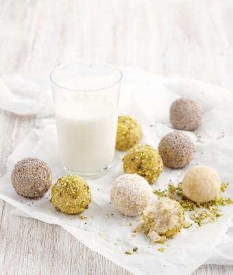 Easy Lemon Ricotta Bliss Balls recipe