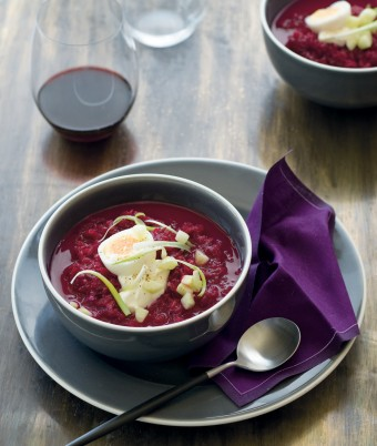 Booby's Hot Borscht