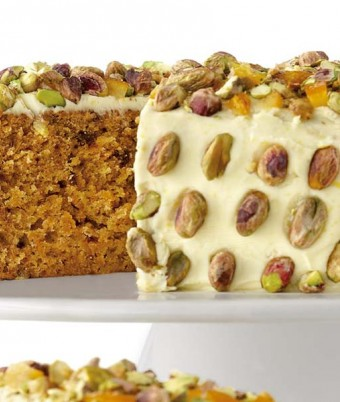 KitchenAid Moist Carrot Cake