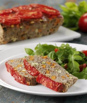 Italian Style Meat Loaf