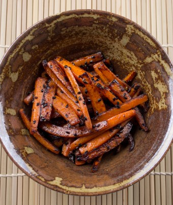 Carrot Kinpira