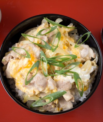 Chicken Donburi