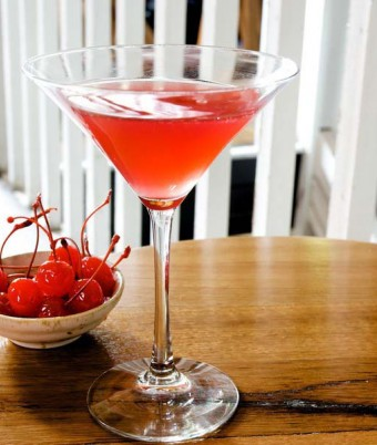 Blood Orange Cosmopolitan