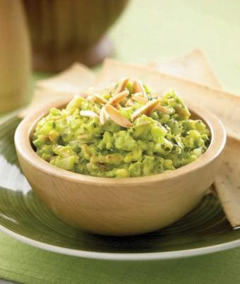 Crunchy Avocado and Celery Salsa