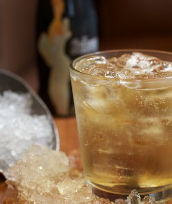 Whisky Soda cocktail recipe